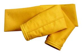 PPS耐高温针刺过滤毡布袋